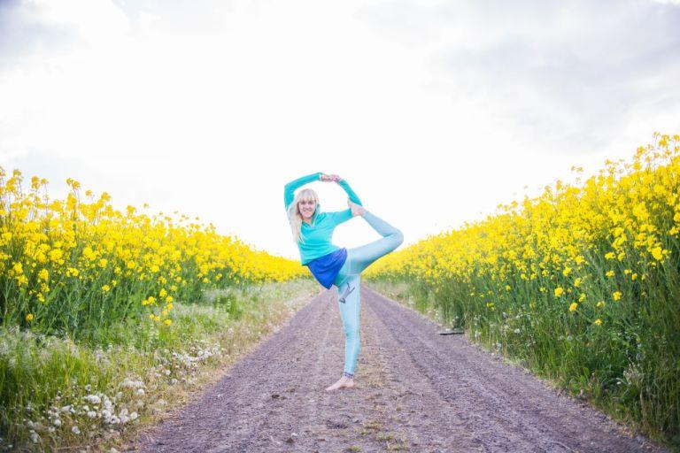 Yoga Molly
